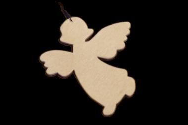 Dekoanhänger - Engel fliegend